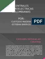 Centrales Termoelectricas
