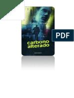 Carbono Alterado - Morgan, Richard