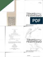 JESUS - Transfeminimos. Teorias e Práticas