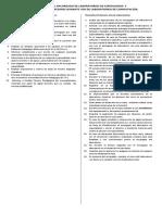 Funciones Del Encargado de Laboratorios de Especialidad y Normativa Profesores