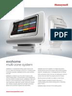 Brochure Color Evohome