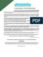 Acuerdo Salarial Con Abappra