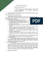Resume Metodologi 4