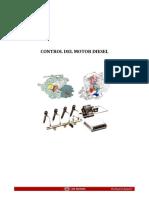 Control Del Motor Diesel