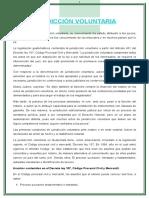 Derecho Notarial III Subasta Voluntaria F