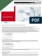Hojas técnicas - Circulación de aire por conductos I   S&P Sistemas de Ventilación
