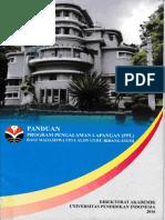 BUKU PANDUAN PPL BAGI MAHASISWA UPI CALON GURU BIDANG STUDI.pdf