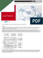 Hojas técnicas - Circulación de aire por conductos III | S&P Sistemas de Ventilación