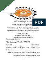 Practica de Hidraulica Basica 03(Corregido)