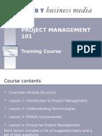 2008 07 11 - Project Management 101 w Quiz