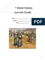 AP World History Survival Guide