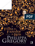 A filha do fazedor de reis - Philippa Gregory.epub