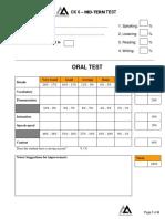 CK 6 - FINAL TEST 1