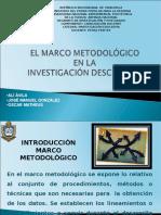 El Marco Metodológico en La Investigación Descriptiva 10-02-2009