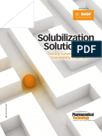 Solubilization Solutions of BASF
