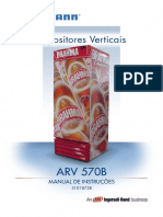 Manual Tecnico Hussmann Arv570b