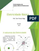 Eletricidade Básica - Eletrotécnica I