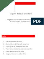 Seguros de Salud en El Peru