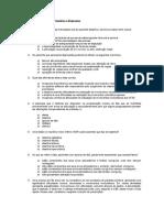 4 - Alterações de Fala Disartrias e Dispraxias