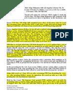 PNB vs. CFI Iloilo Judge Midpantao Adil and Angelina Lobaton Vda. de Melliza (G.R. No. L-52823, 2 November 1982, 203 Phil 492)