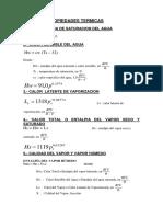 Formulas Crudos Pesados Propiedades Termicas