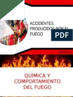 Accidentes Producidos Por El Fuego - Cap 4