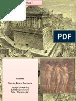 Deidades femeninas griegas