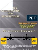 02 Computer Architecture and Organization