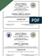 Aquib_sample Certificate of Completion