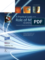 A Practical Look at the Role of NSAIDs in Ophthalmology
