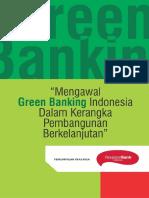 Mengawal Green Banking Indonesia