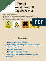 Lecture5 Chemicalhazardandbiologicalhazard 140424144851 Phpapp02