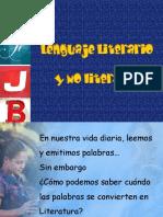 lenguaje literario y no literario.ppt
