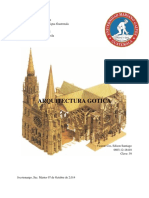 Trabajo Sobre Arquitectura Gotica