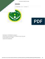 Draf Konferensi _ Pelajar NU Rembang