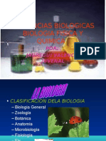 La Ciencias Biologic As