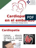 Cardiopatíasen el embarazo