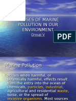 Causes of Marine Pollution in Our Environment[1]