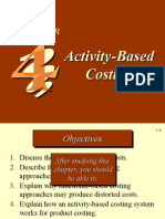 Management Accounting - Hansen Mowen CH04
