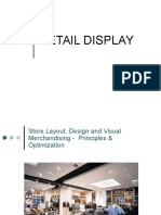 Retail Floor & Display Management