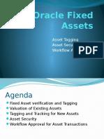 Fixed Assets Presentation