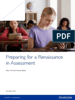 preparing for a renaissance in assessment
