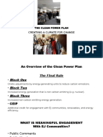 The Clean Power Plan by Leo Woodberry