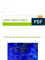 Data Structures Introduction