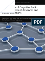 Applications of Cognitive Radio Networks Recent Advances and Future Diections
