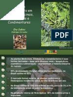 Rede de Conhecimento em Plantas Medicinais, Aromáticas e Condimentares