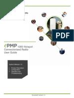 Epmp 1000 Hotspot User Guide_V1_0