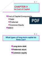 FM11_Ch_09_Cost_Of_Capital.ppt