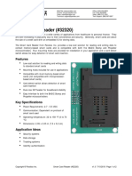 32320 Smart Card Reader v1.0
