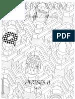 Heresies 11